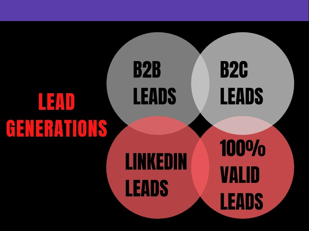 I will do B2B & B2C lead generation for your business in targeted area