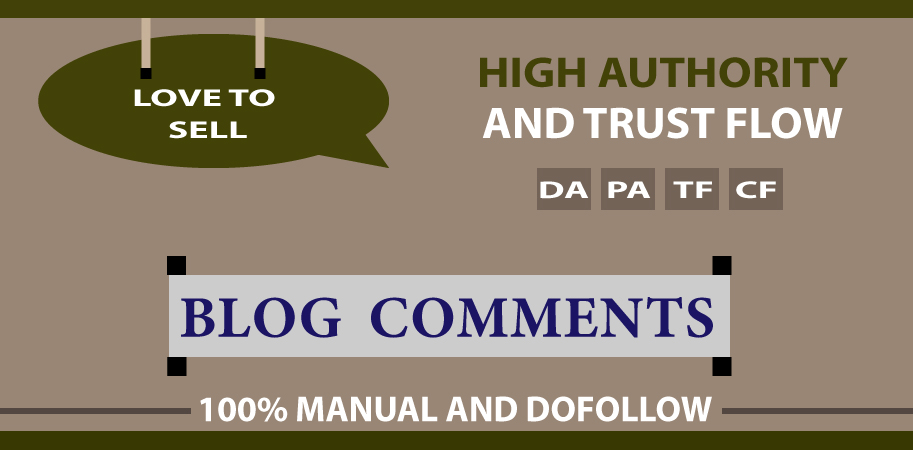 I Will Manually Provide 40 Dofollow Blog Comments On High Authority Site