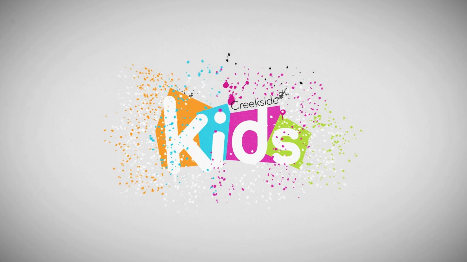 I will create amazing kids logo animation intro video