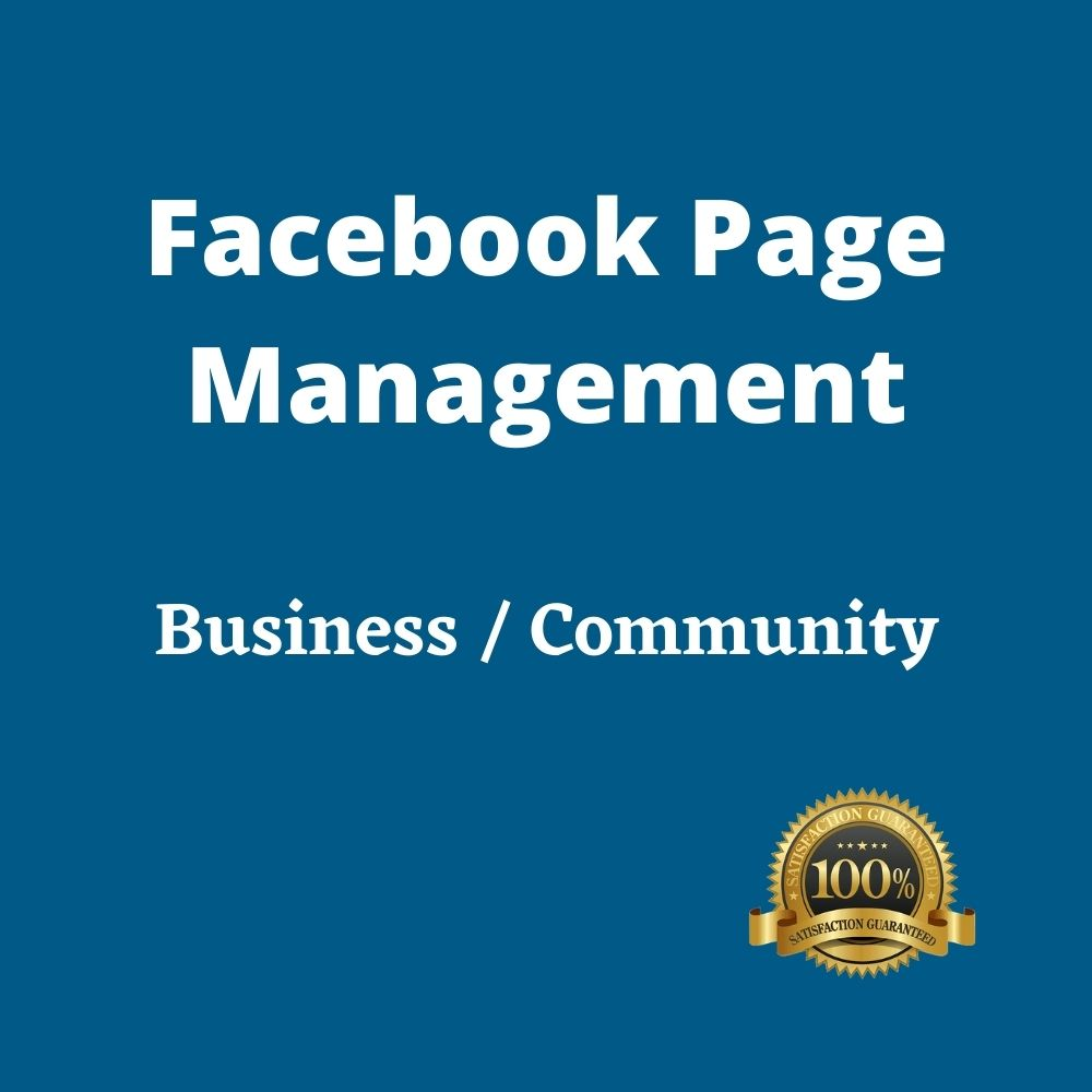 I Will Create and Set-up Your Facebook Page Professional Way