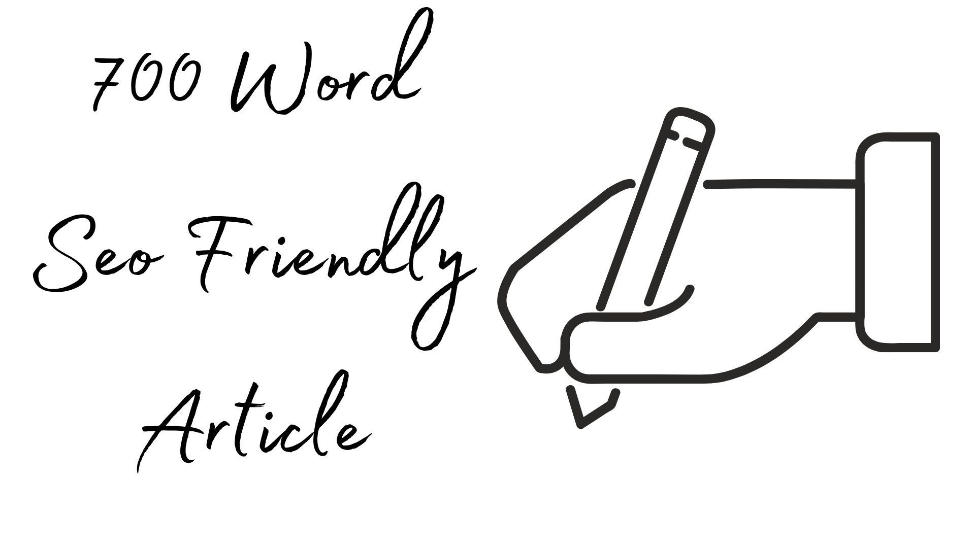 I Will Write SEO Friendly Article For Your BlogPost