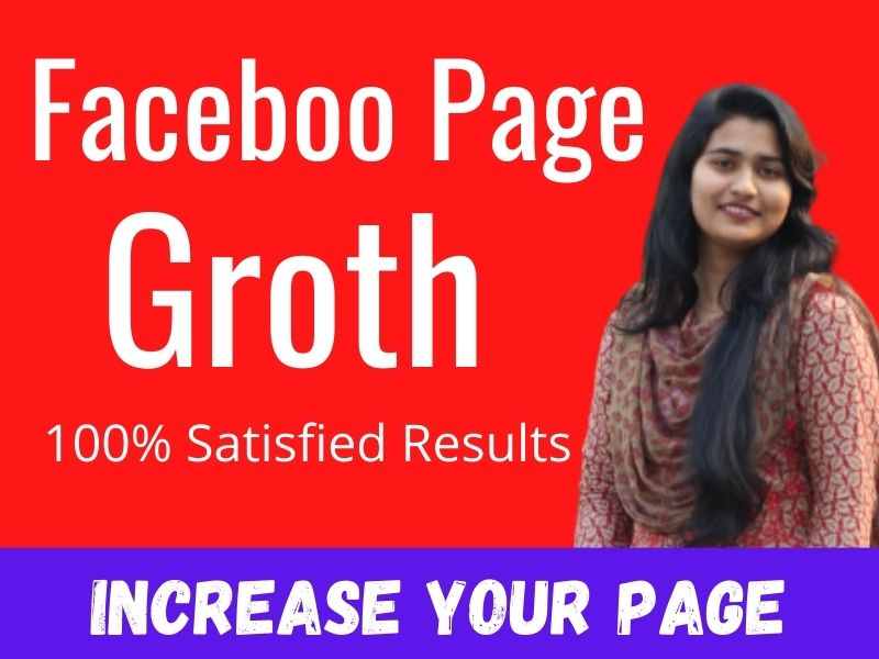 Organic growth of your facebook business page