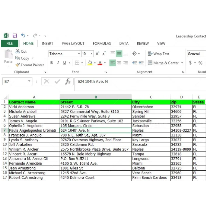 I will convert PDF to excel experience of 5 years