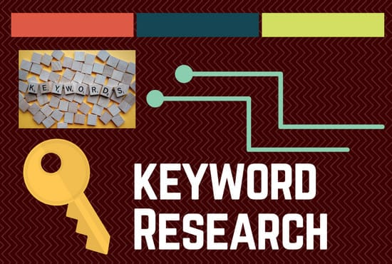 I will do SEO keyword research for 1st page ranking on google