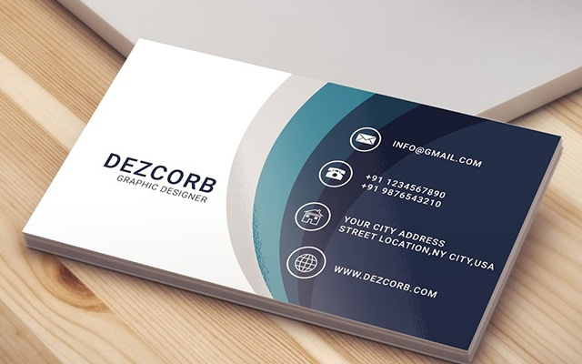 I will design professional business card within 24 hours