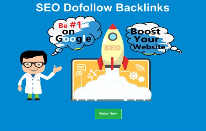 I will create 50 white hat seo dofollow backlinks,  manually link building