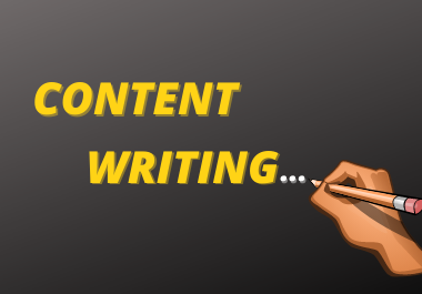 I will Write 2× 2000 Words SEO Friendly Content