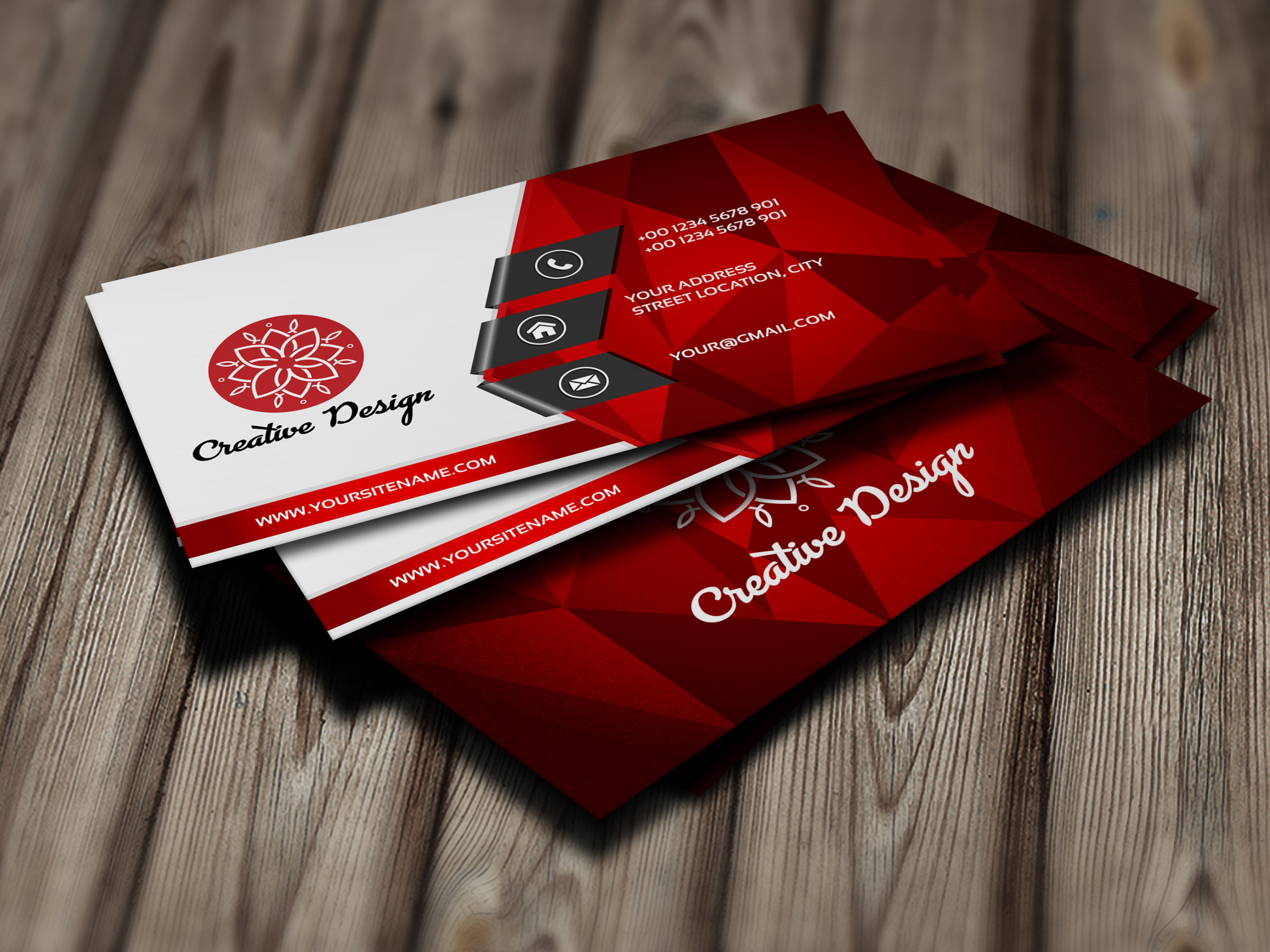 I will do Professional Business Cards Designing within 24 Hours