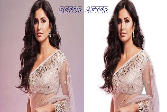 I will background remove amazon products,  clipping path and retouch