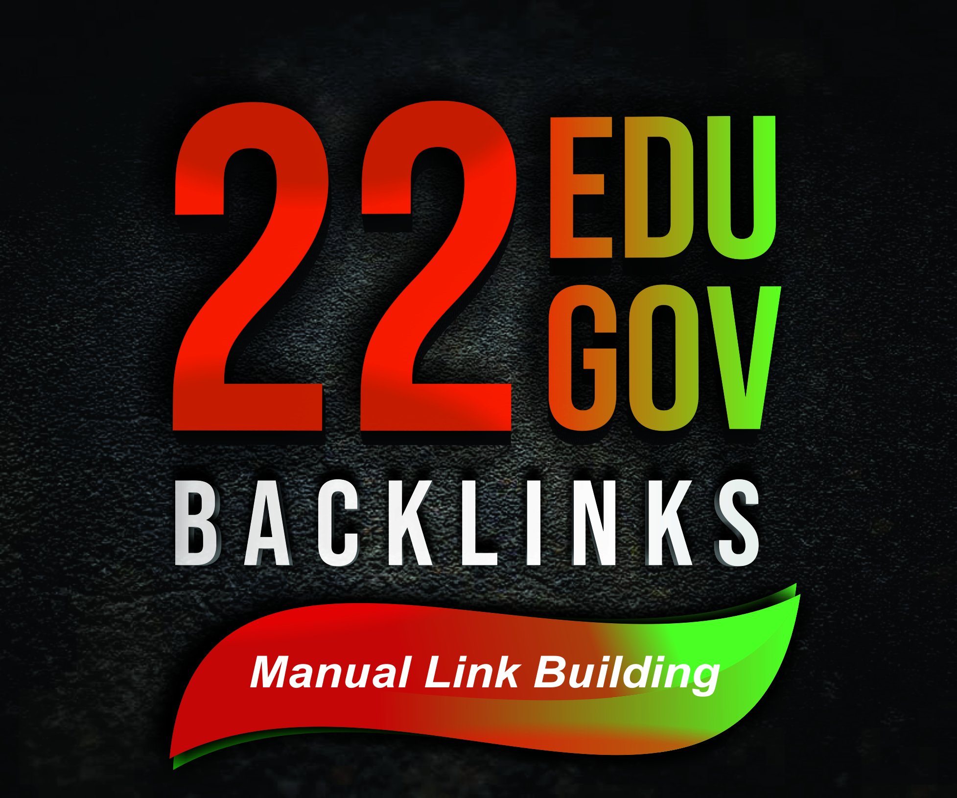22 Edu and Gov backlinks | manually created | Help to get Google ranking and fast indexing content