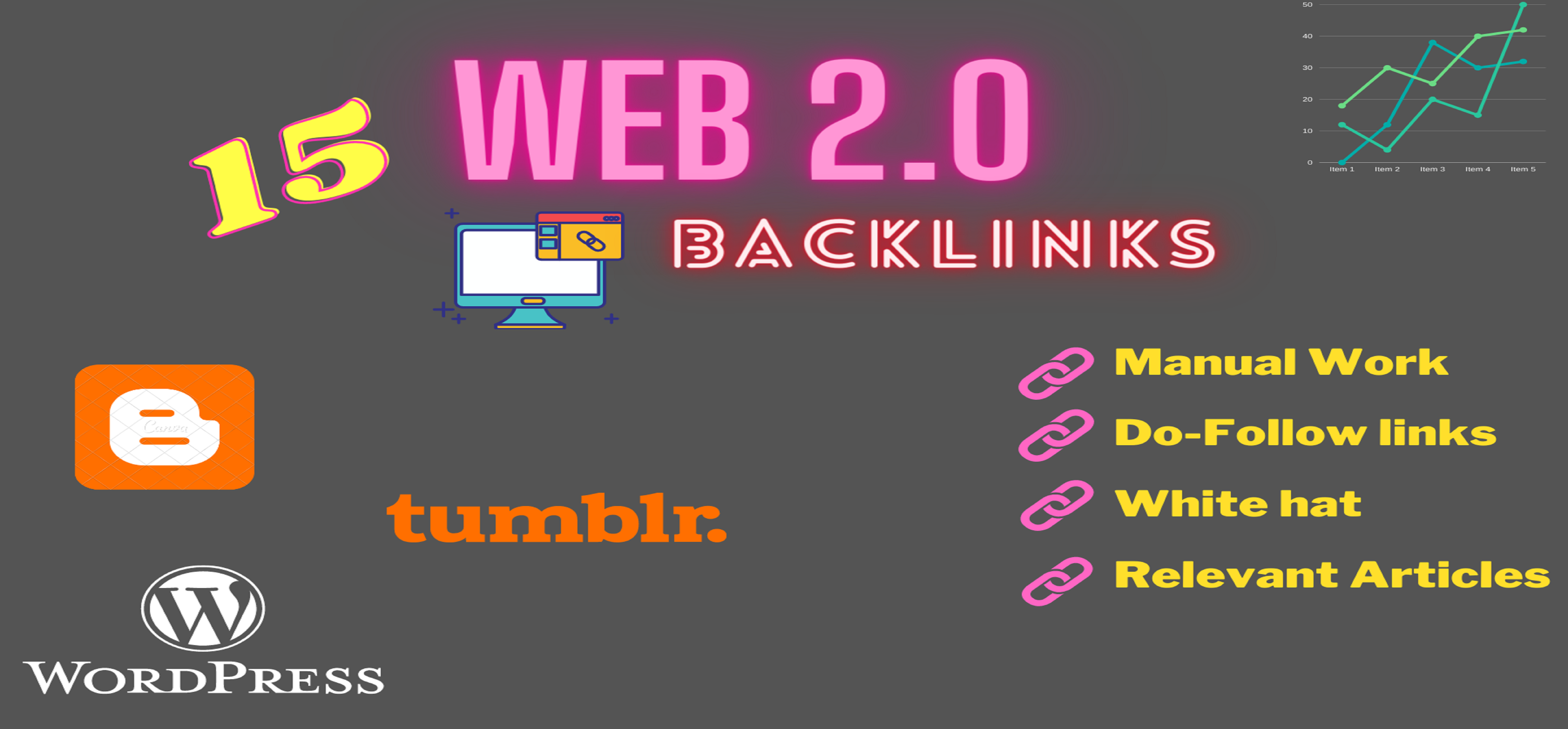 15 Web 2.0 Do-Follow Backlinks that Boost Your Site