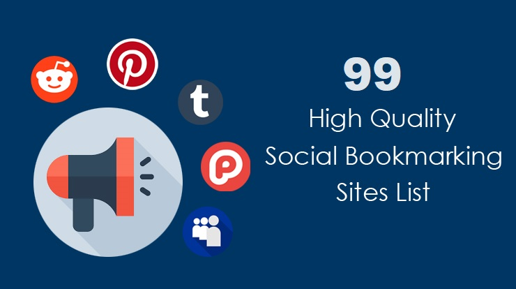 High DA & PA 99 Social Network SEO Backlinks