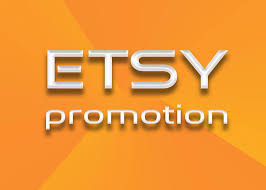 i will do a stunning promotion for your etsy store using social media platfaorms