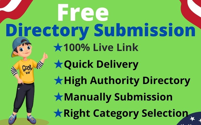I will Create 300 High Authority Directory Submission Manually