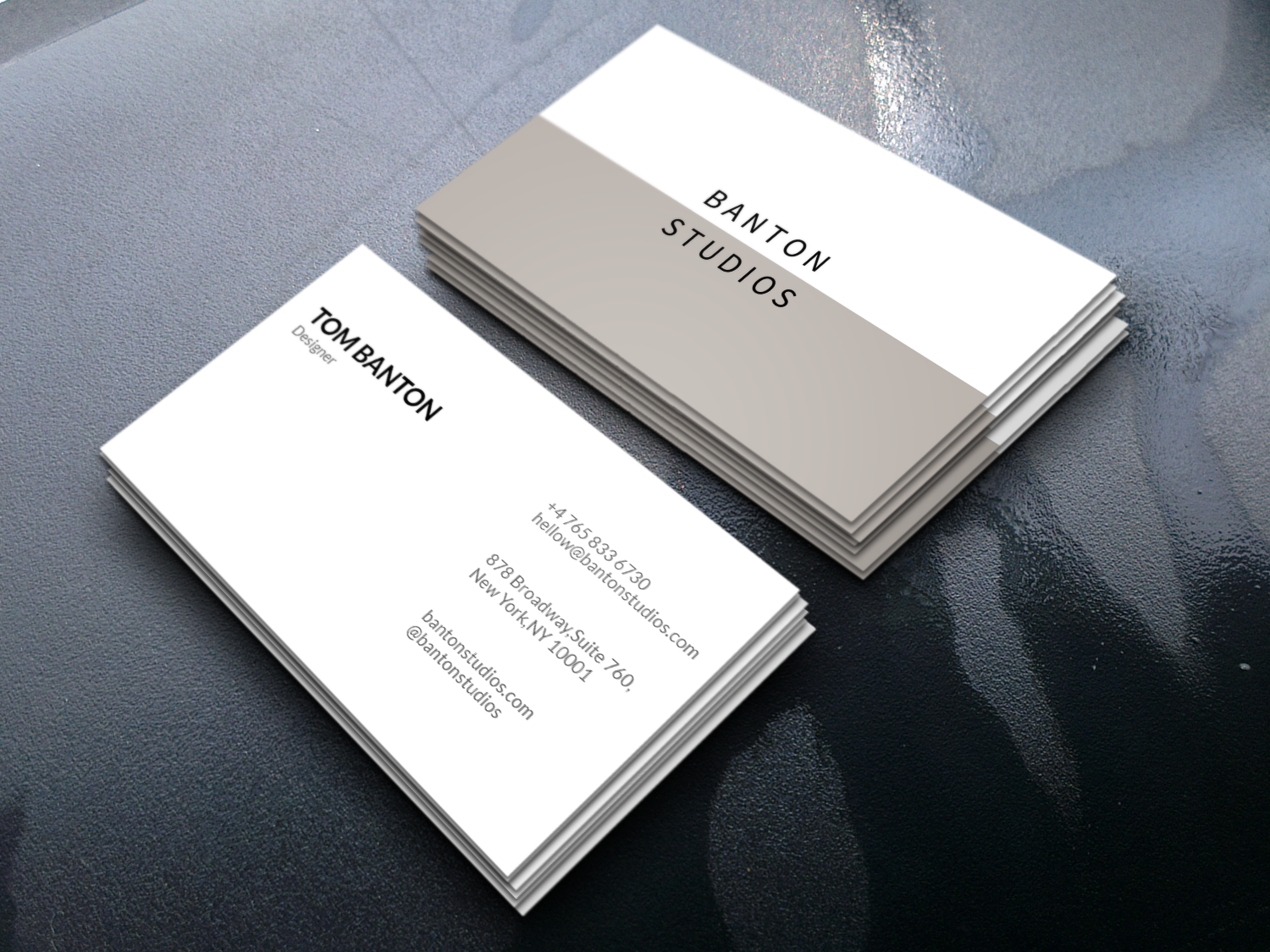 I will create your outstanding business card design,ready to print. I'll provide professional busine
