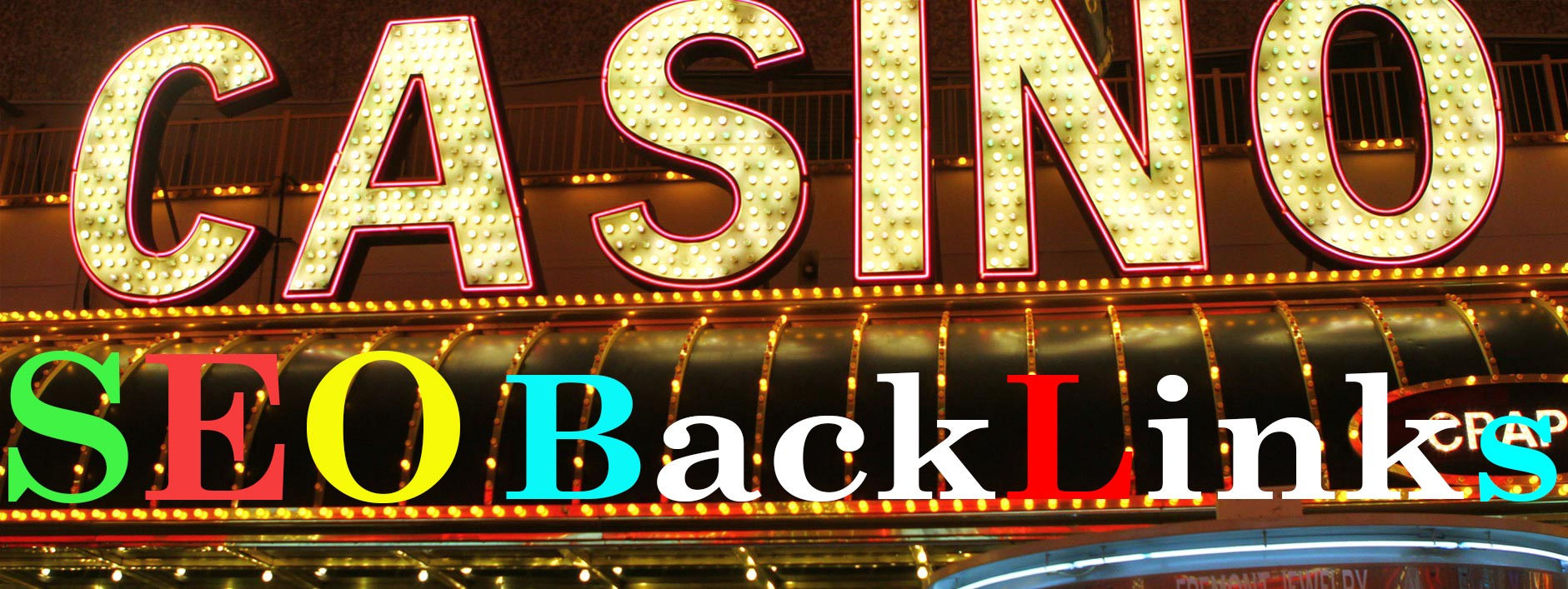 i will create 400+ CASINO PBN Backlinks with high DA/PA on your website