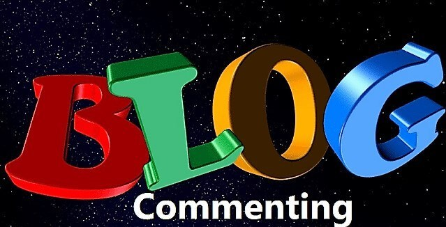 I will do blog commenting for off page SEO