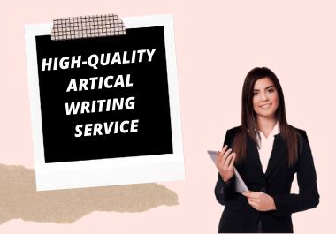 Write SEO Optimized Content 700 to 1000 Unique Words.