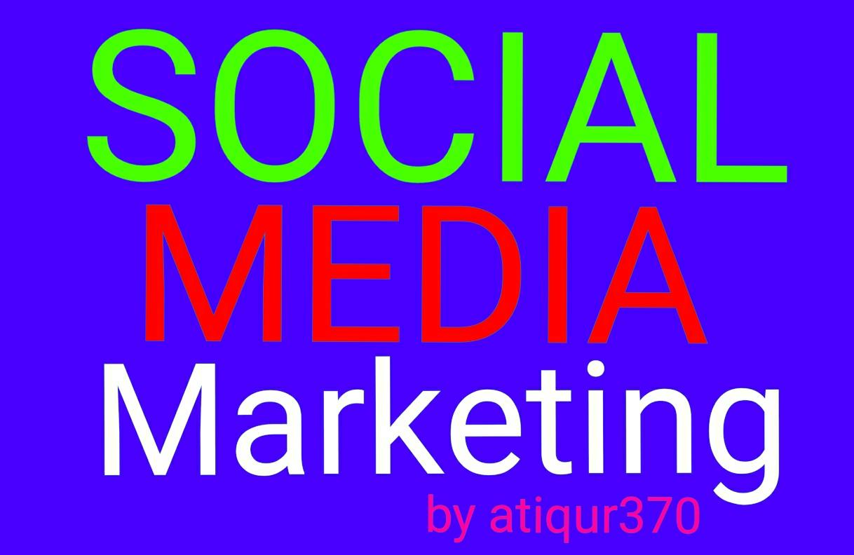 Social media video marketing by atiqur370