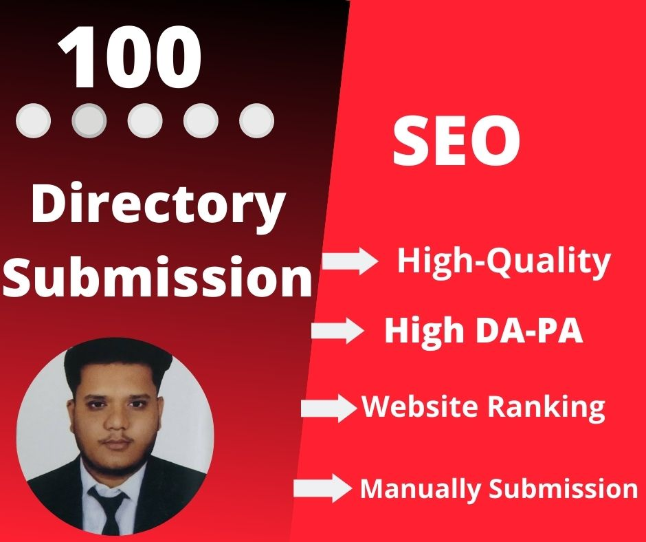 I will create 100 Directory in local site High-PR