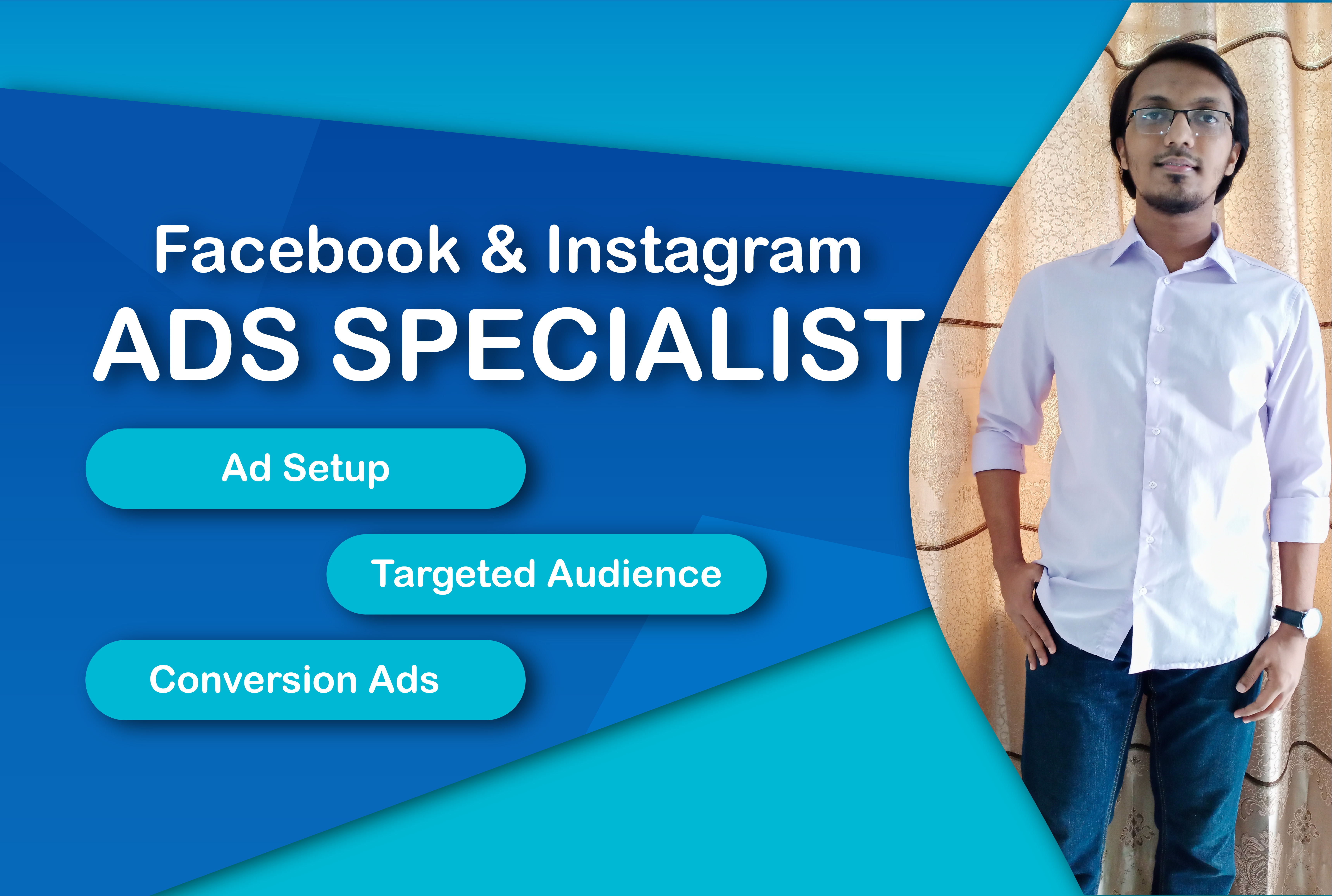 I will run and manage Facebook ads campaign,  social media ads campaign