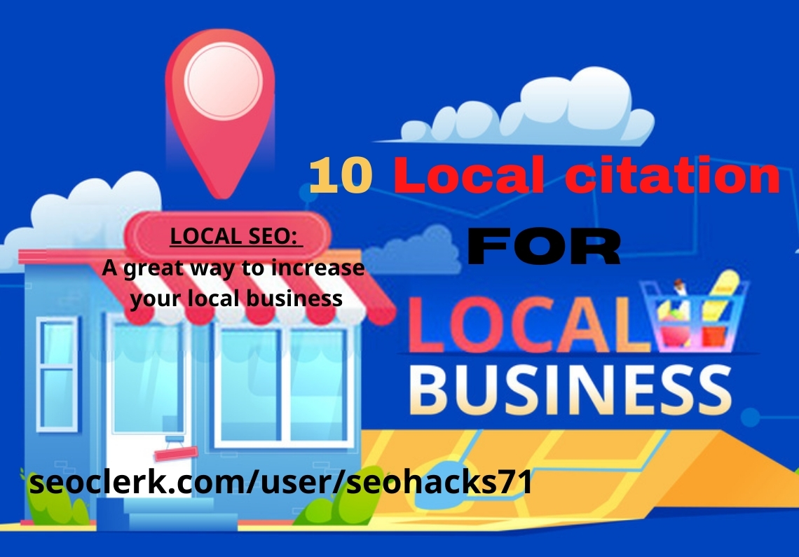 10 local citation to improve your local business