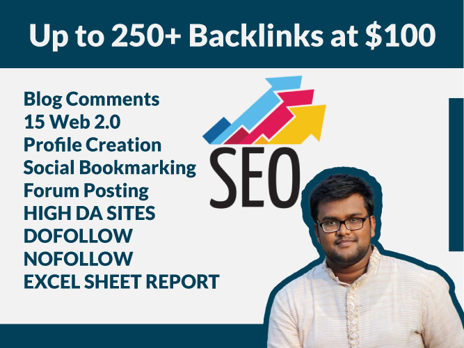 I will boost your rankings with high DA SEO backlinks