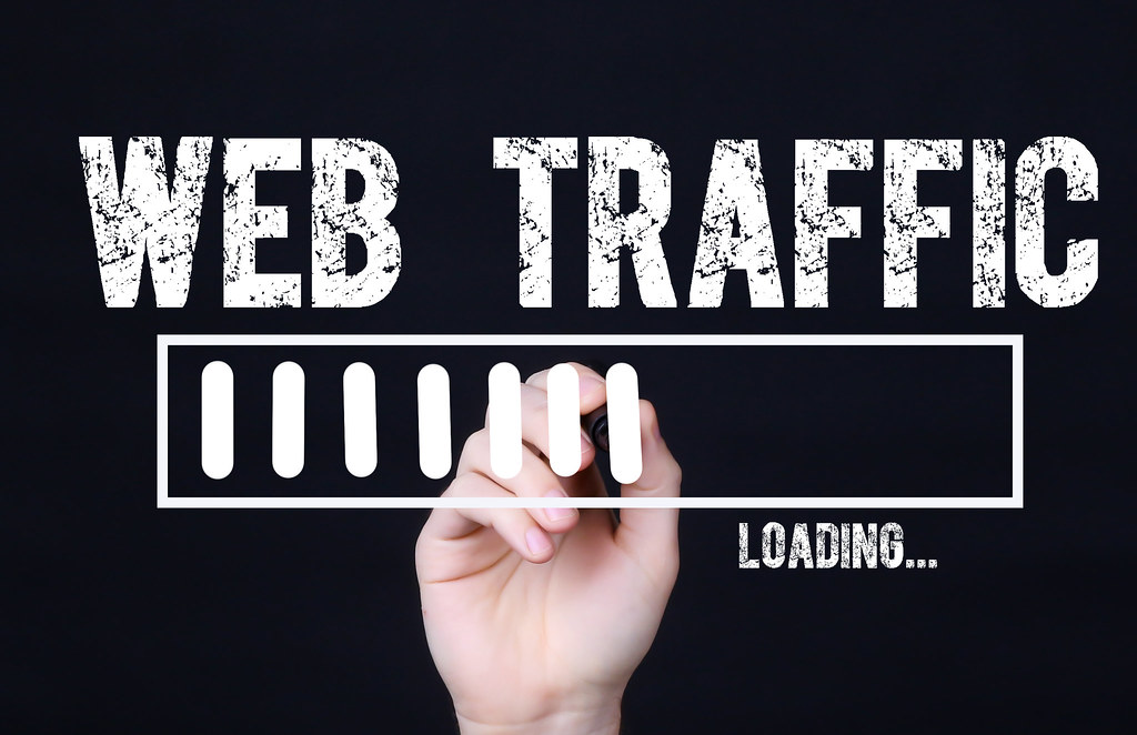 5000 usa web traffic for your website