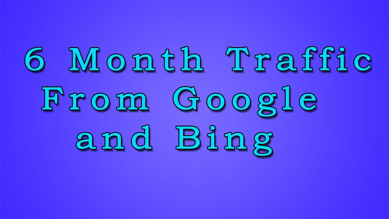 6 Months Keyword Targeted Promotion From Google
