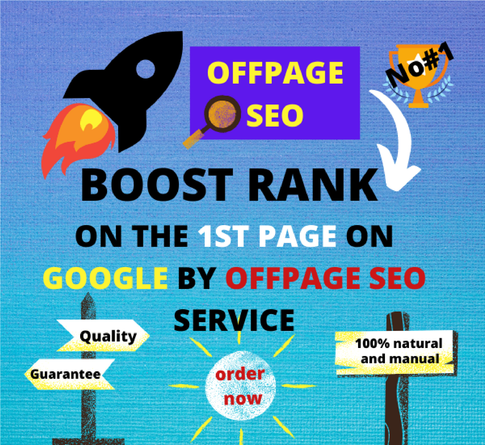 Boost your website by doing 100 permanent natural mix backlinks and high-quality link building.