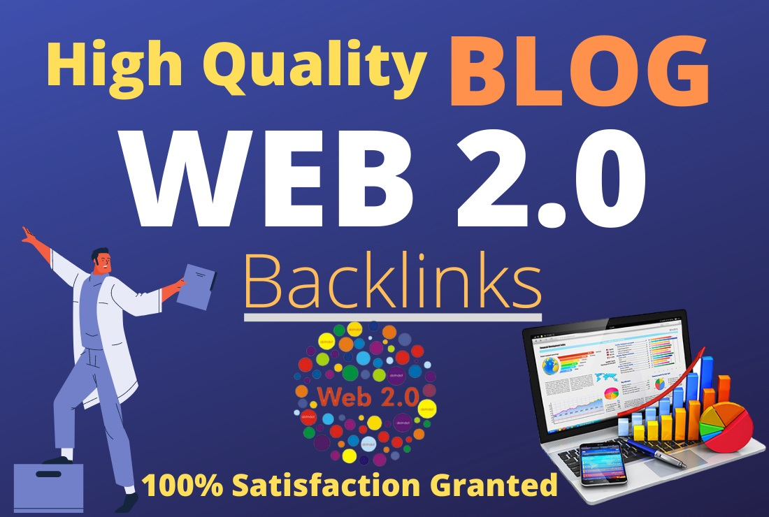 Unique 25 High quality BLOG Web2.0 PBN Subdomain Backlinks