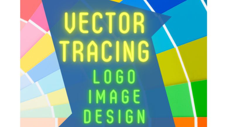I will vector trace,  vectorise logo or redraw your any design