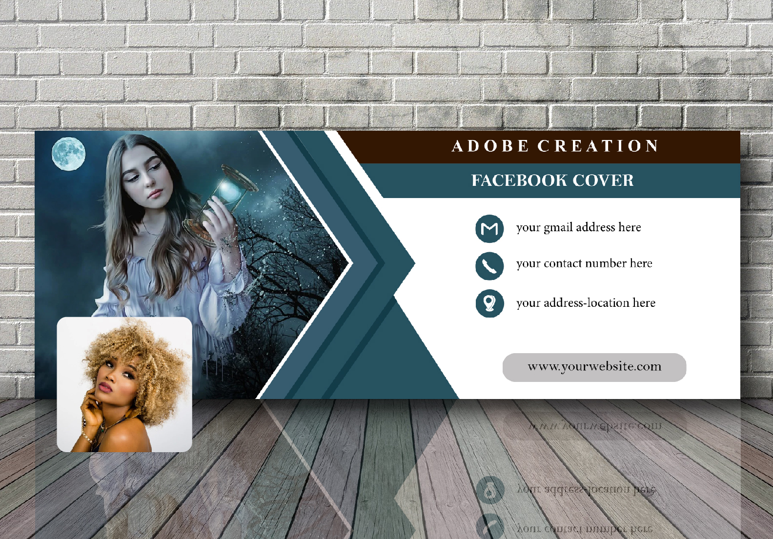 I will design a professional Facebook and Social Cover.