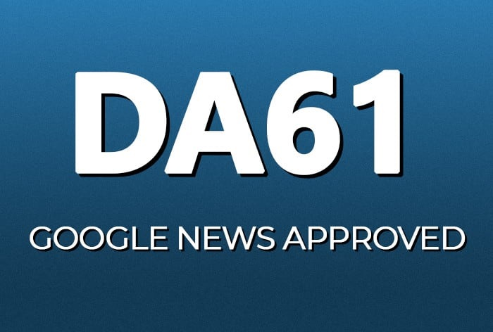 I will guest post on da58 google news approved website