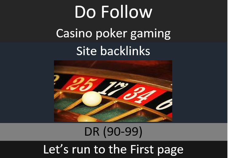 I will do dofollow DR 90-99 10 special backlinks for your site
