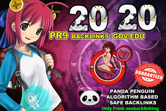 I Will Manually Fire Your Google Ranking 20 PR9 80+DA and 20 EDU-GOV Safe SEO High Quality Backlinks