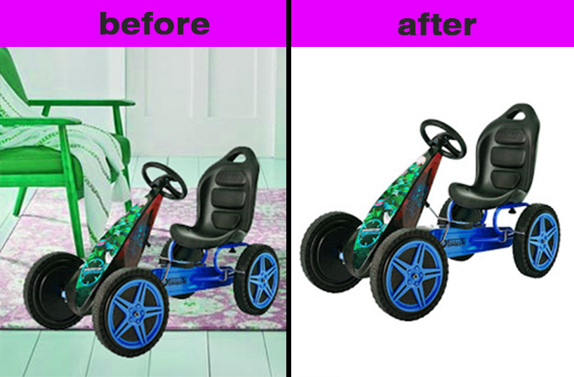 I will do photo background removal for your personal and Online Store