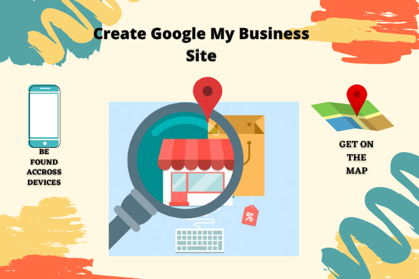 I will create,  setup and fully optimize your google my business gmb