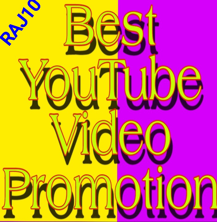 No.1 Best YouTube videos Promotion