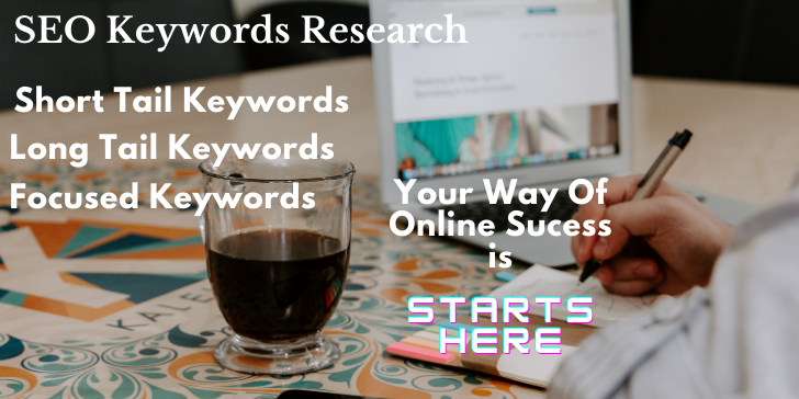 I will Do SEO Keywords Research For You