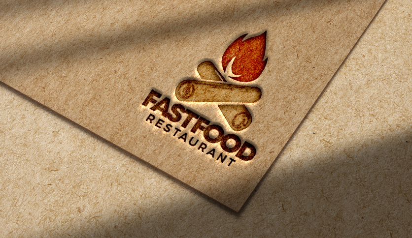 I will design a simple logo for your business, band, project