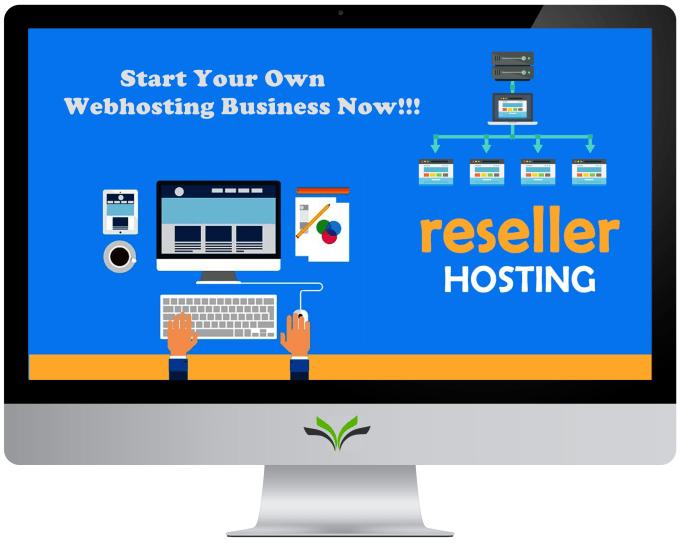 1 Year Unlimited Reseller Web Hosting Cloud LiteSpeed Servers Business 2021