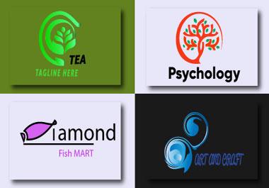 I will design professional modern brand identity business logo