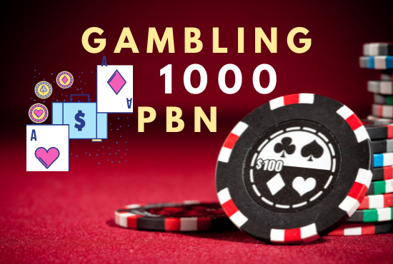 Srrong Gambling Realted Web 2.0 PBN Backlinks From Unique 1000 Sites 1000 free articles