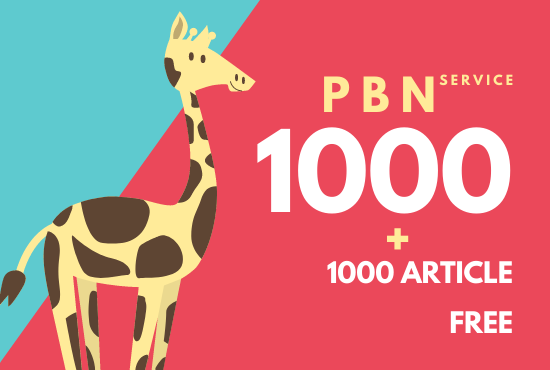 Top quality web 2.0 1000 PBN 1000 related article free