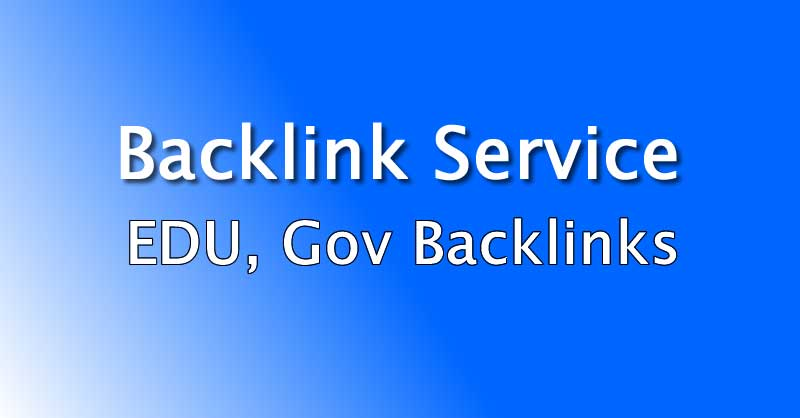I will manually create 50 high Quality authority EDU GOV backlinks from top brands