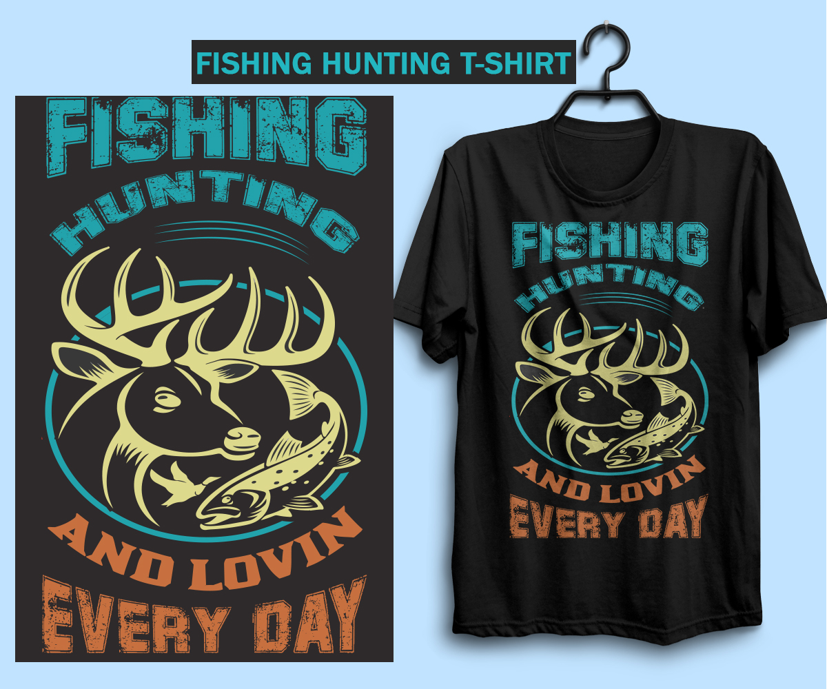 I will do latest teespring typography stylish t-shirt design