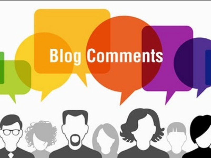 I will provide 50 blog comments backlinks.