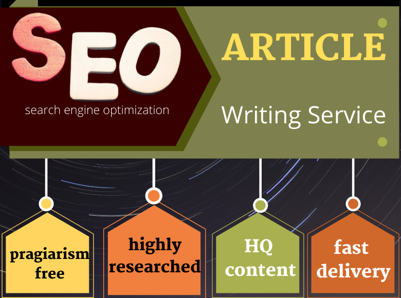 I will write a professional article on the topic of your choosing up to 1000 words