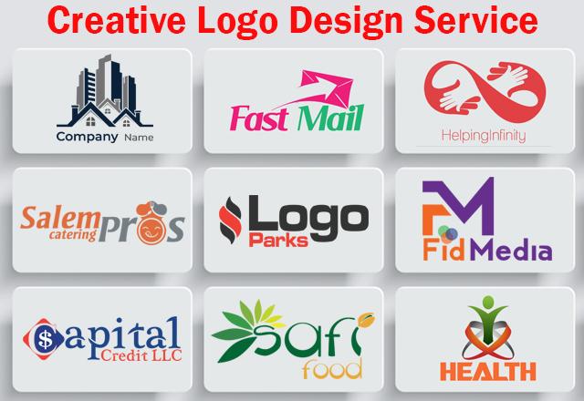 I will design attractive branding logo